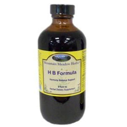 Mountain Meadow Herbs HB Formula - 8 ozs.