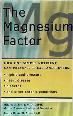 Books The Magnesium Factor - 1 book