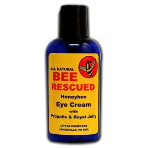 Bee Rescued Propolis Care Bee Rescued Honeybee Eye Cream  - 2 ozs.