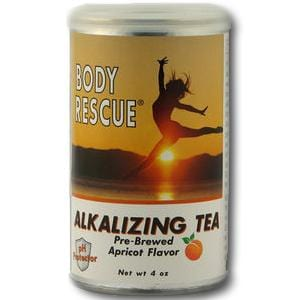 Body Rescue Alkalizing Tea PRE-BREWED - Apricot - 4 ozs.