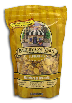 Bakery on Main Rainforest Granola (GF) - 6 x 12 ozs.