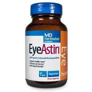 Nutrex Hawaii / MD Formulas EyeAstin with Natural Astaxanthin - 60 softgels