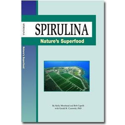 Books Spirulina, Nature's Superfood - 1 book