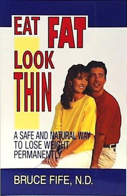Books Eat Fat Look Thin - 1 book