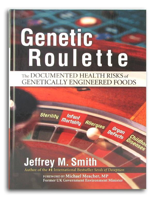 Books Genetic Roulette - 1 book
