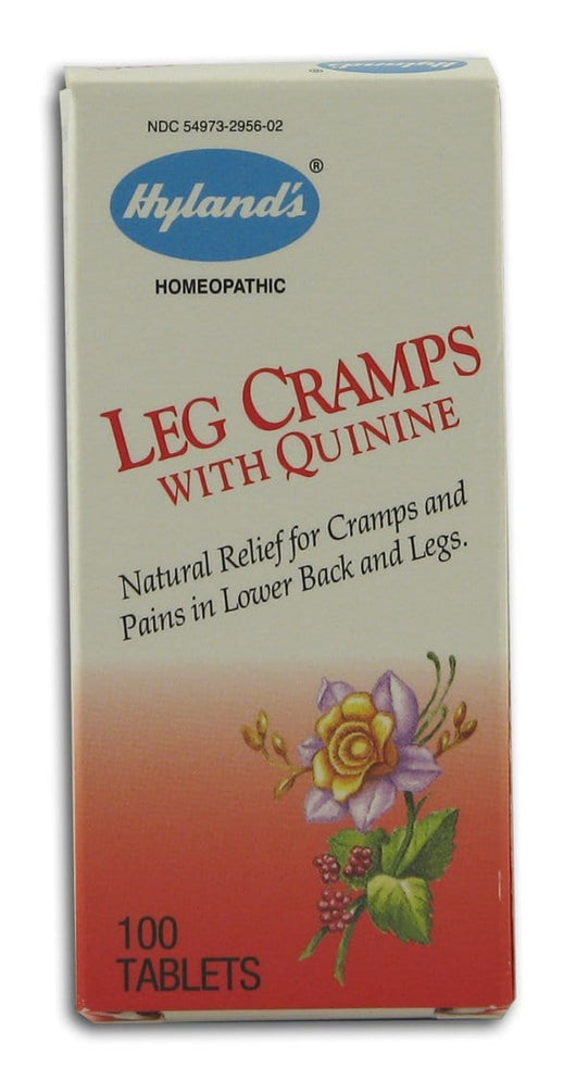 Hyland's Leg Cramps with Quinine - 100 tablets