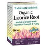 Traditional Medicinals Organic Tea Licorice Root 16 ct