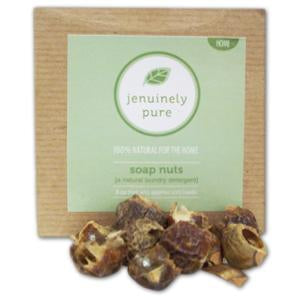 Jenuinely Pure Soap Nuts, Organic - 0.5 lbs.
