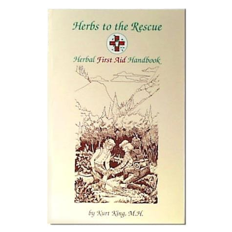 Books Herbs to the Rescue - 1 book