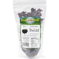 Earth Circle Organics Dulse, Raw, Wildcrafted - 4 ozs.
