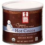 Equal Exchange Organic Cocoa Hot Cocoa Mix 12 oz.