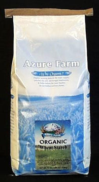 Azure Farm Wheat Starch Organic - 5 lbs.