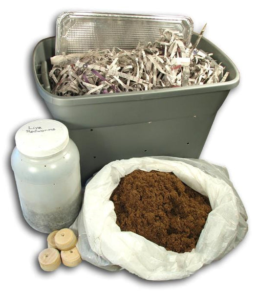 Fresh from the Farm Redworm Composting System - 1 kit