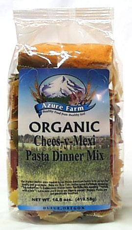 Azure Farm Chees-y-Mexi Pasta Dinner Mix Organic - 14.8 ozs.