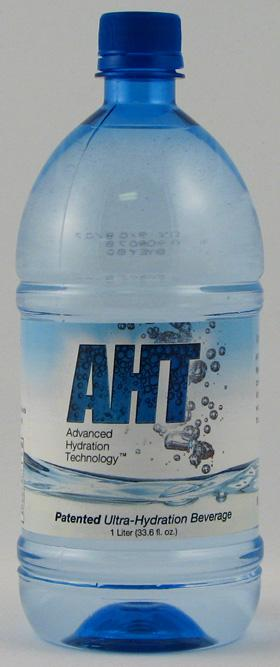 Aqua Rush Hydrating Water - 12 x 1 liter