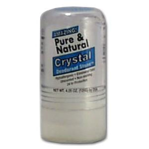 Deodorant Stones of America Pure and Natural Crystal Stick - 4.25 ozs.