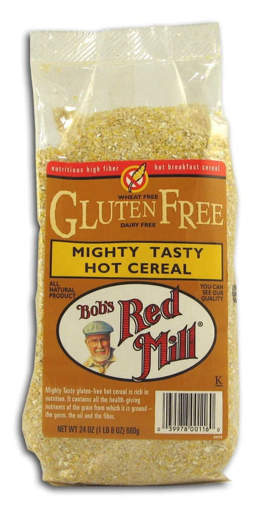 Bob's Red Mill Mighty Tasty Hot Cereal WF GF DF - 4 x 24 ozs.