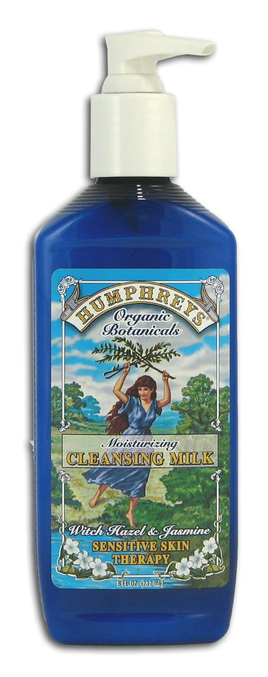 Humphrey's Cleansing Milk Moisturizing for Sensitive Skin - 8 ozs.