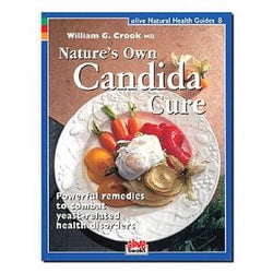 Books Nature's Own Candida Cure - 1 book