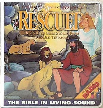 Bible in Living Sound #4 RESCUED - 10-CD Wallet