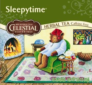 Celestial Seasonings Sleepytime Tea (40 bags) - 6 x 1 box