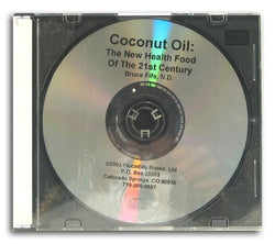 Books Coconut Oil New Health Food - 1 CD