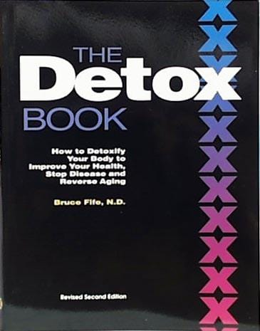 Books The Detox Book - 1 book
