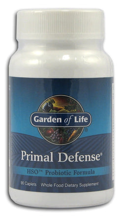 Garden of Life Primal Defense Caplets - 90 caps