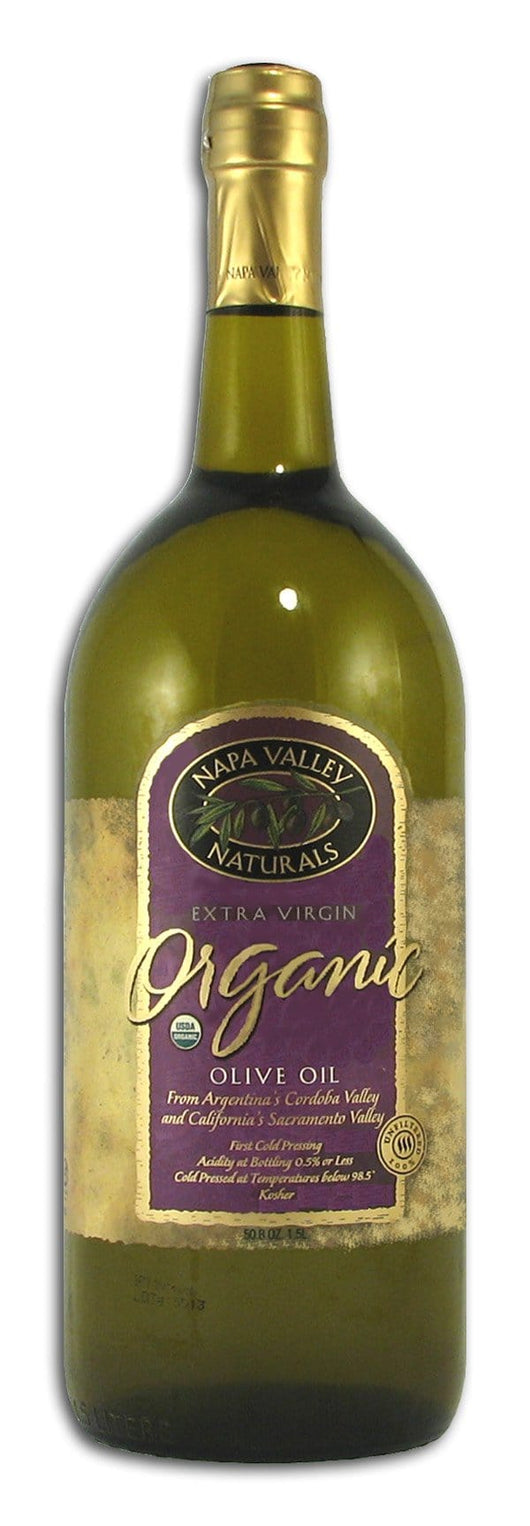 Napa Valley Extra Virgin Olive Oil Organic - 50.8 ozs.