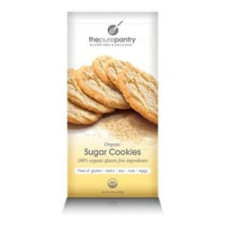 The Pure Pantry Sugar Cookie Mix, Organic, Gluten Free - 6 x 12 ozs.