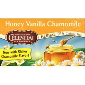Celestial Seasonings Honey Vanilla Chamomile - 6 x 1 box