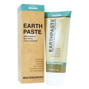 Redmond Earthpaste EarthPaste, Wintergreen - 4 oz
