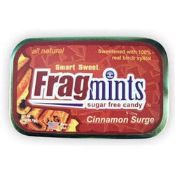 Smart Sweet FragMints, Cinnamon Surge - 6 x 2 ozs.