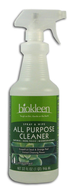 Biokleen All Purpose Spray Cleaner - 32 ozs.