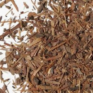 Oregon's Wild Harvest Pau d'Arco Bark, Cut & Sifted - 4 ozs.