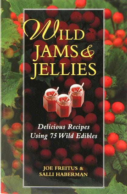Books Wild Jams & Jellies - 1 book
