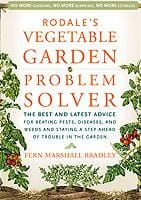 Books Rodale's Vegetable Garden Problem Solver - 1 book