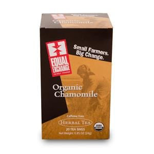 Equal Exchange Chamomile Tea, Organic - 1 box