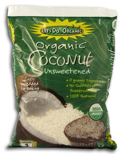 Let's Do...Organic Edward & Sons Shredded Coconut Organic - 8 ozs.