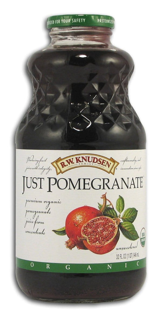 Knudsen Just Pomegranate Organic - 12 x 32 ozs.