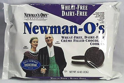Newman's Own Newman-O's WF/DF Creme Filled Chocolate Cookie - 13 ozs.