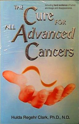 Books The Cure for All ADVANCED Cancers - 1 book