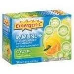Alacer Emergen-C Immune + System Support with Vitamin D Citrus