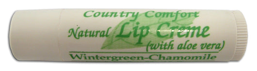 Country Comfort Wintergreen Lip Cream - 18 x 1 tube