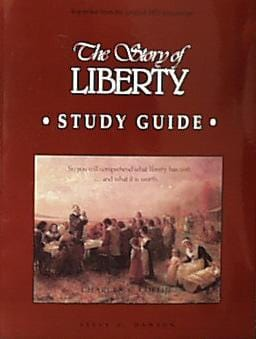 Books Story of Liberty Study Guide - 1 book