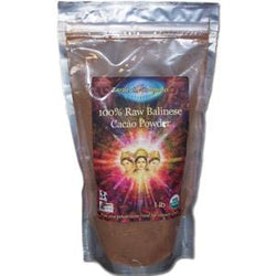Earth Circle Organics Raw Cacao Powder Organic - 1 lb.