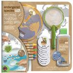 Endangered Species Bath Time Large Animal Rescue Bath Set -