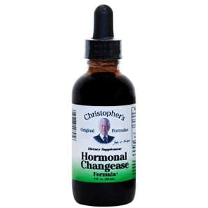 Dr. Christopher's Hormonal Changease - 2 ozs.