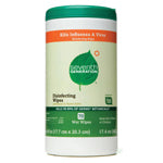 Seventh Generation Disinfecting Wipes Disinfecting Wipes Lemongrass & Thyme 70 ct