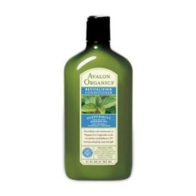 Avalon Peppermint Conditioner Organic - 11 ozs.